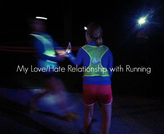 My LoveHate Relationship with Running