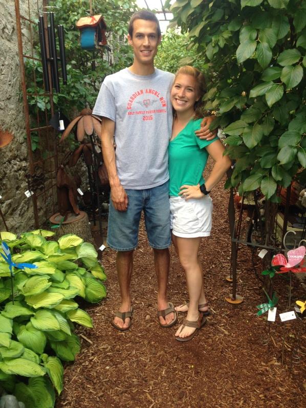 Mary and Aaron - Cedarburg